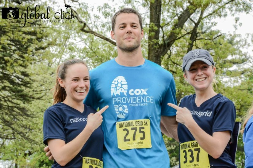 Cox Rhode Races - 5K & Kids Race - Promotional Shots