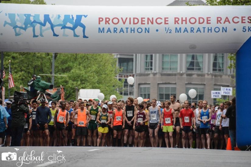 Cox Rhode Race Series - 1/2 & Full Marathon