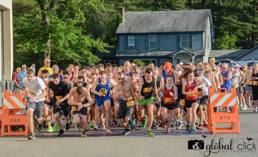35th Annual Pat Polletta 2 Mile Rail-Trail Race