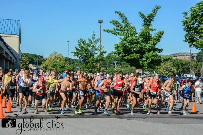Firecracker 4 Mile-North Shore YMCA