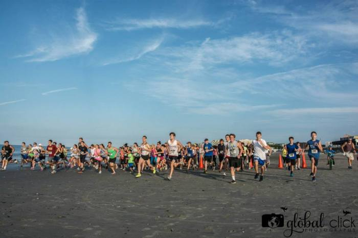 Nantasket Beach Run