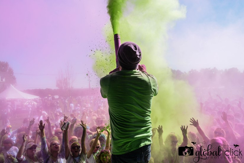 Color Vibe 5K - Sterling