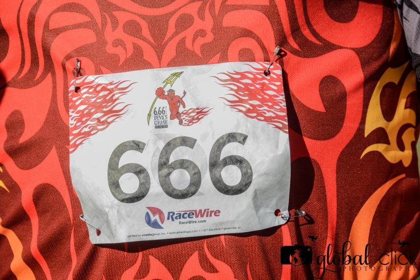 Devils Chase 6.66 Miler