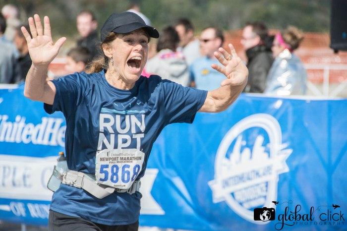 UnitedHealthcare Half & Full Marathon - Newport