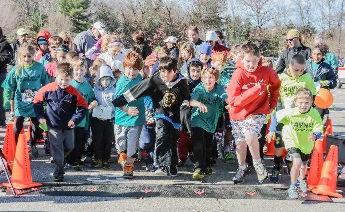 Gobble Wobble for SMILE 5K Road Race