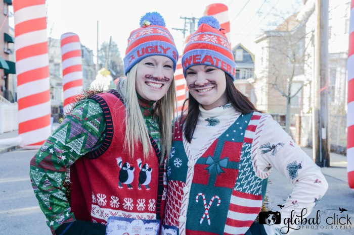 The Ugly Sweater Run - Boston