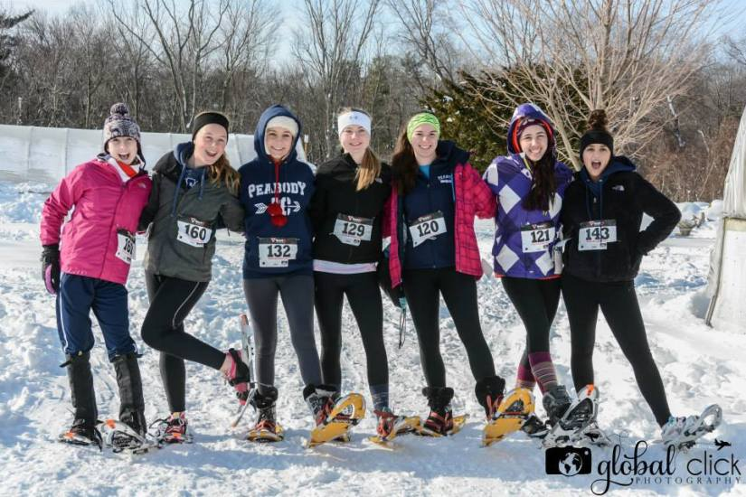 Brooksby Farm Snowshoe Classic