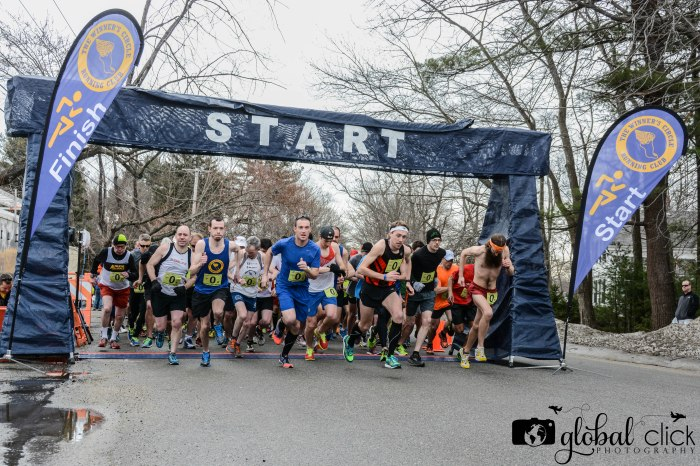 33rd Annual April Fool's 4 Mile Road Race
