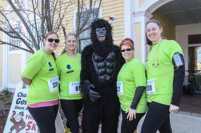 Chase the Gorilla 5K