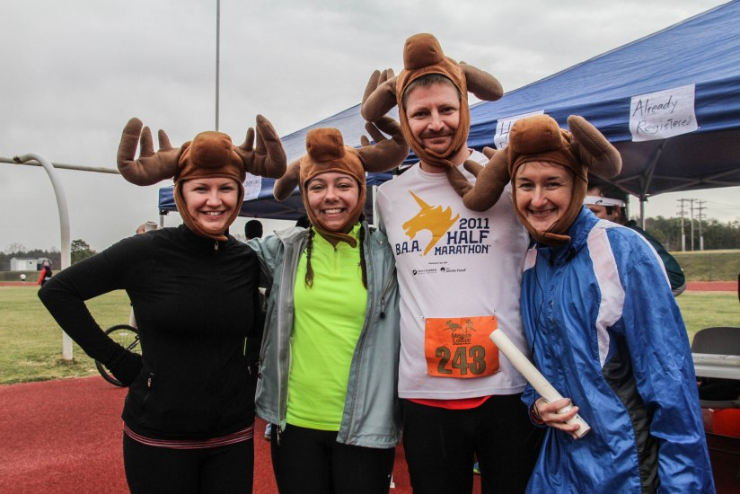 Moose on the Loose Half Marathon & 4K