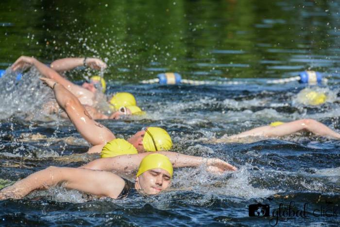 Greater Nashua Sprint Triathlon