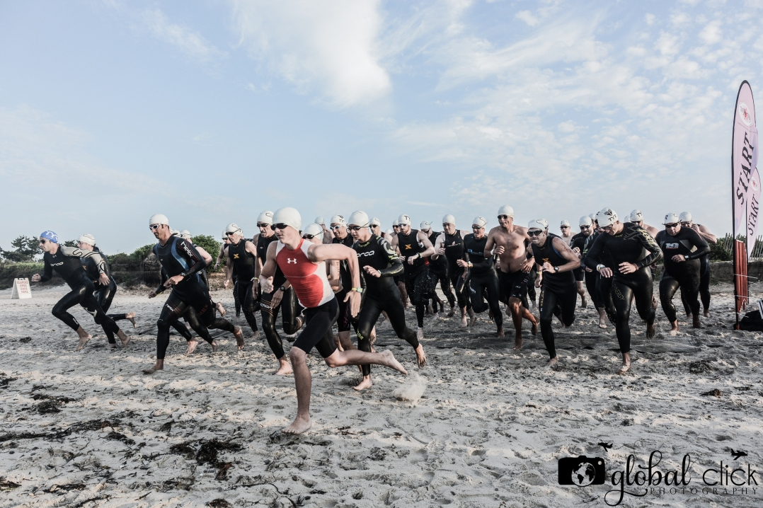 The Crabman Sprint Triathlon