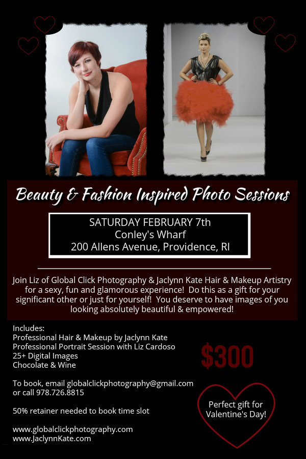 Beauty Fashion Inspired Photo Sessions